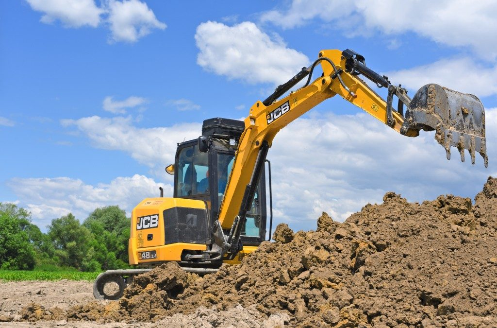 The Construction Equipment You Can't Do Without