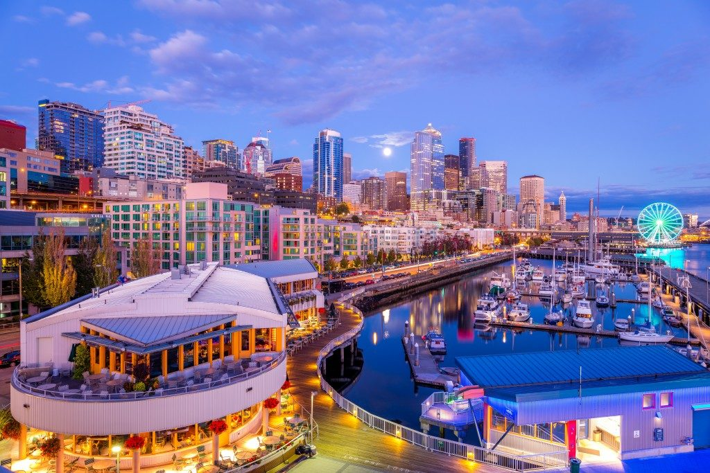 Romantic Destinations in Seattle (From Brunch to Midnight)