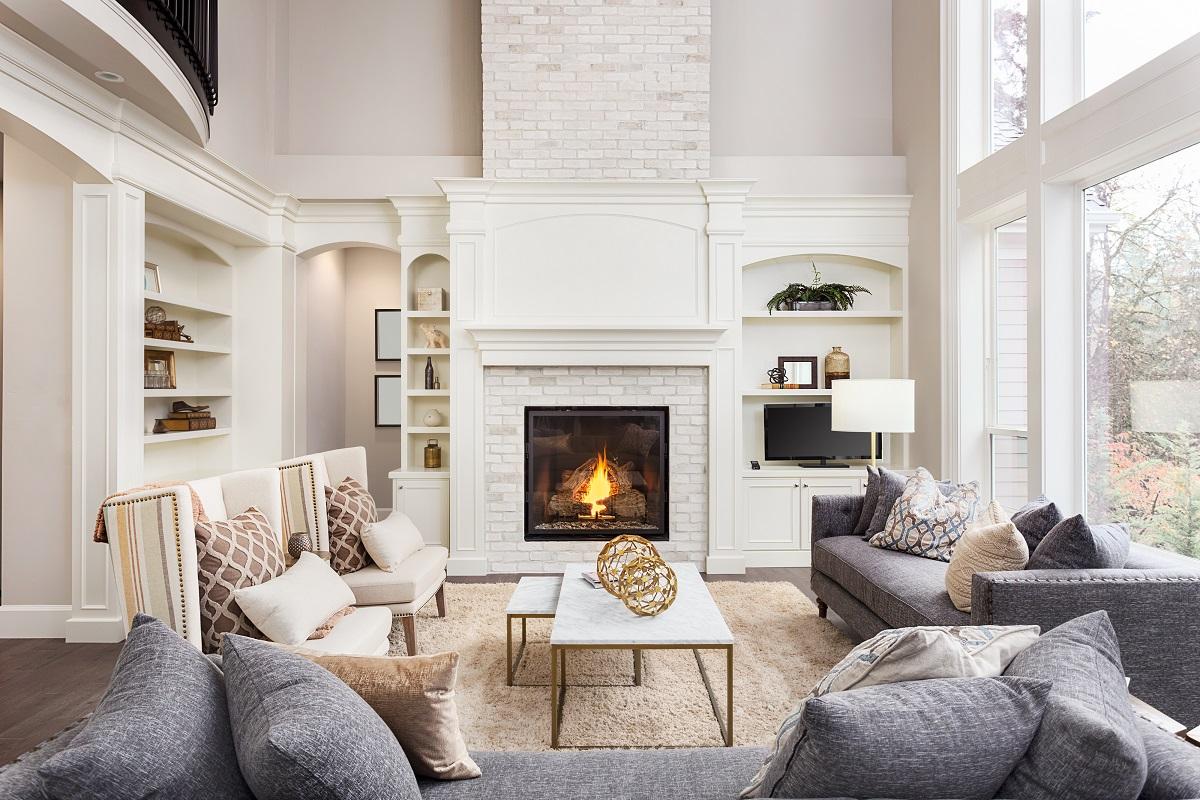 living room inetrior